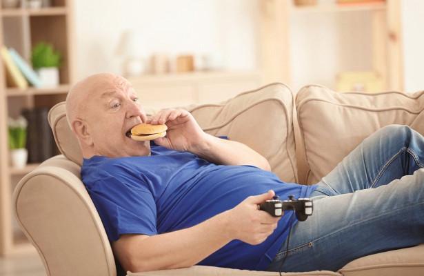 Две недели без движения приближают диабет