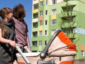 Как гражданин России может встать на очередь для получения жилой площади?