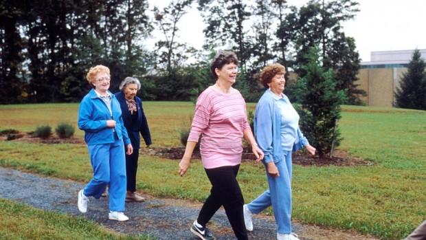 Регулярные прогулки защищают от сердечной недостаточности