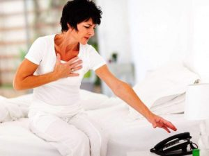 Состояние сердца зависит от времени отхода ко сну