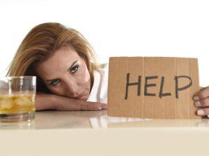 Типичные поведенческие моменты женского алкоголизма