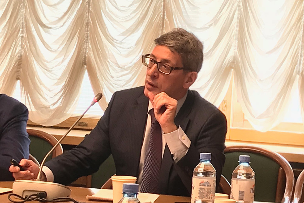 Олег Эпштейн глава компании «Материа Медика»