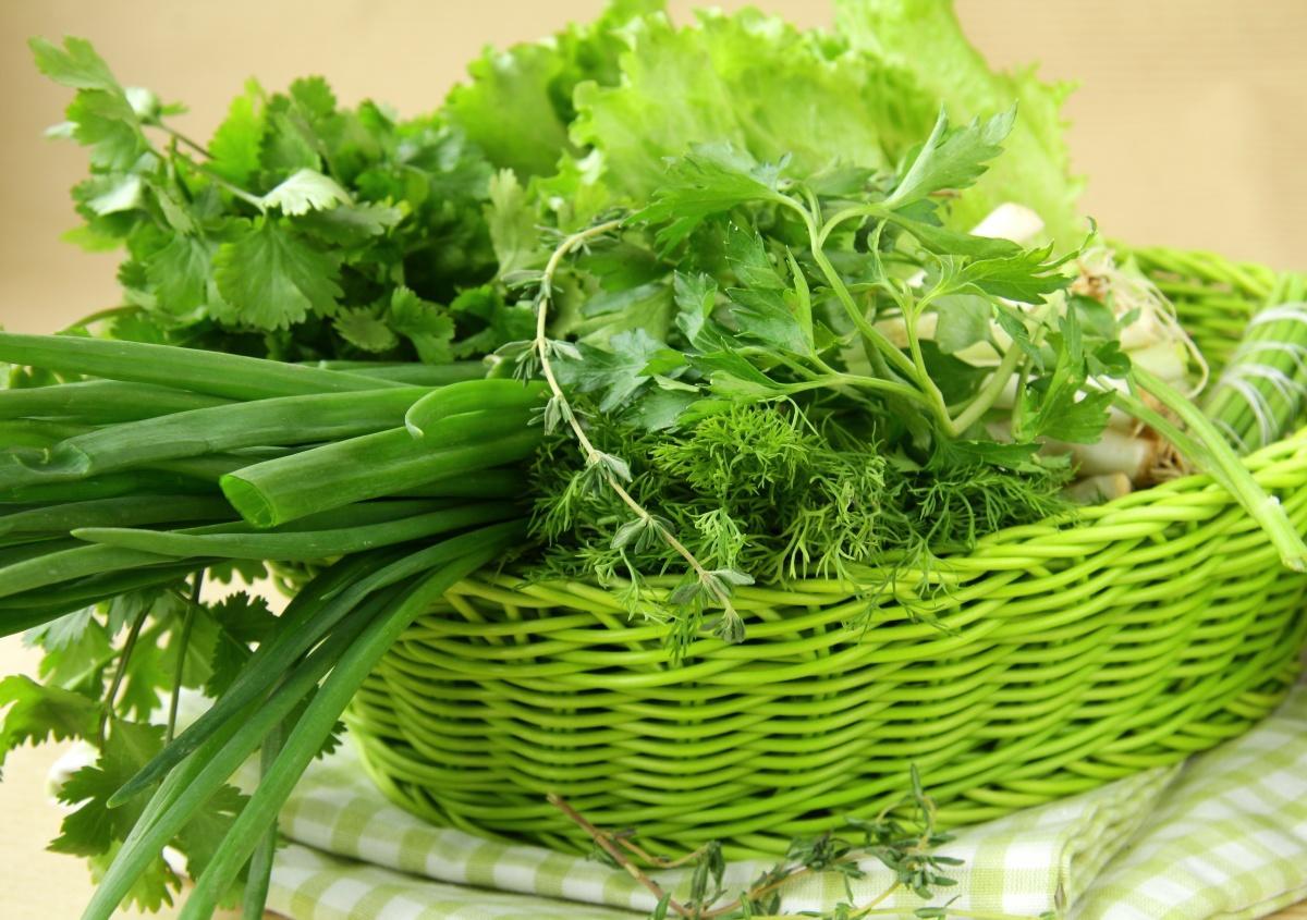 Листовые овощи улучшают здоровье сердца и борются с диабетом