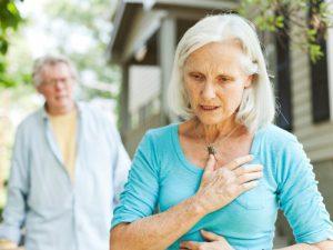 Три фактора, вызывающих у женщин инфаркты чаще, чем у мужчин