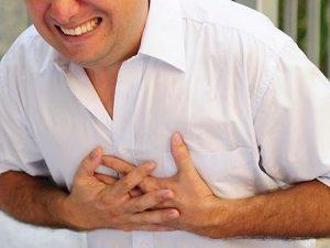 Локализация инфаркта