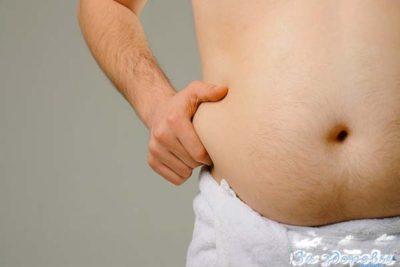 Некоторые последствия лишнего веса