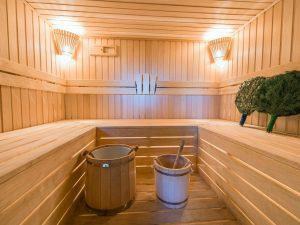 Электропроводка и освещение бани