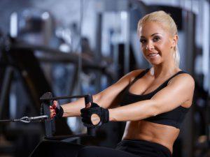 Похудение для женщин, занимающихся спортом