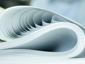 Разновидности бумаги для офисов