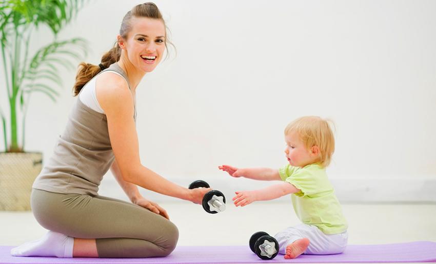 Похудение после родов, как похудеть после родов ?