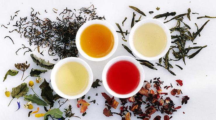 Польза от чая