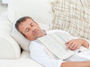 Сон после обеда понижает давление и предотвращает инфаркт