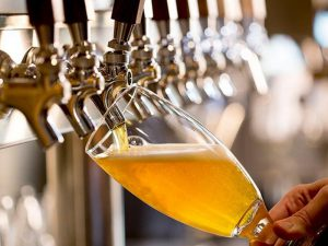 Бутылка пива в день не навредила при сердечной недостаточности
