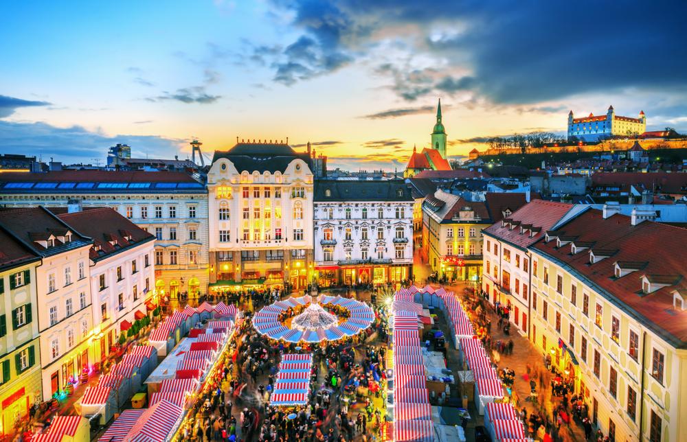 Словакия – мечта о лучшей жизни, воплощённая в жизнь