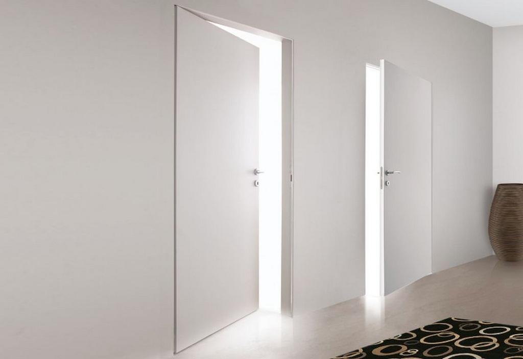 Выбор двери скрытого монтажа