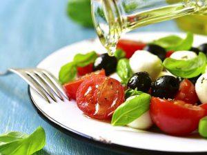 Средиземноморская диета не защищает от старческого слабоумия