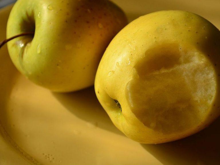 Употребление двух яблок в день защищает женщин от болезней сердца