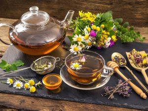 Травяной чай для здоровья