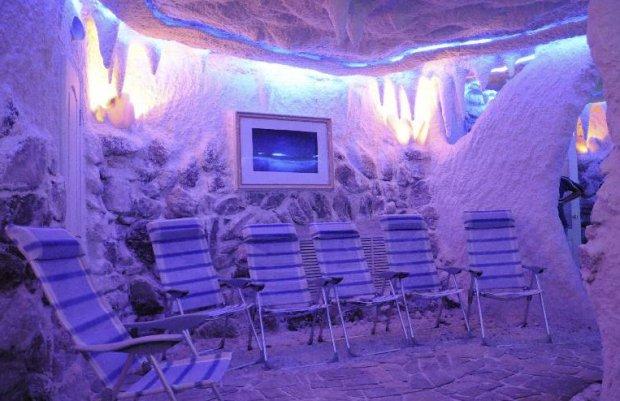 Галотерапия — отдых в соляных пещерах