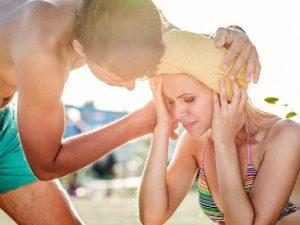 Как понять, что у вас тепловой удар