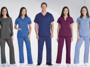 Медицинская одежда: важен ли цвет?