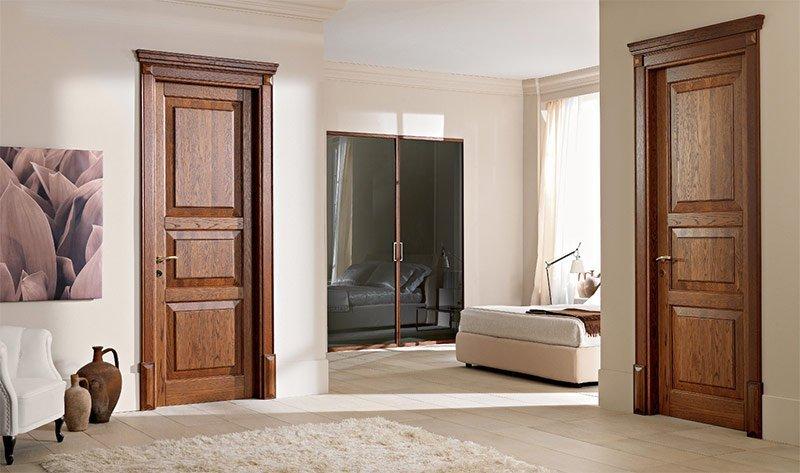 Виды деревянных дверей, как выбрать межкомнатные двери