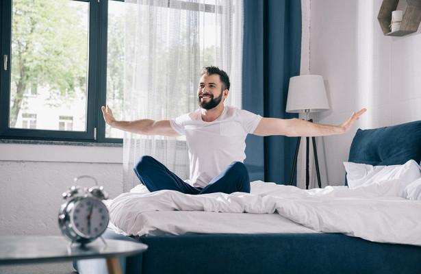 Как спать, чтобы не было проблем с весом и давлением