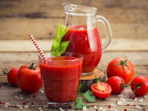 Ученые выяснили, какими целебными свойствами обладает томатный сок