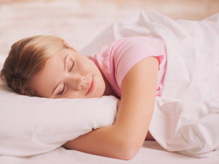 От семи часов и не позднее одиннадцати: сон поможет понизить давление