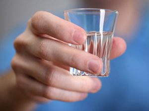 Ученые: в течение часа после приема алкоголя риск инсульта вырастает вдвое