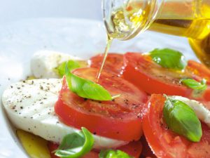 Средиземноморская диета защищает от диабета беременных