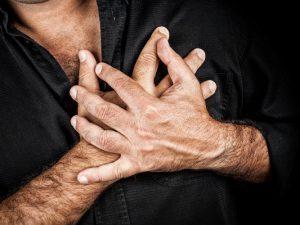 Назван главный признак сердечного приступа