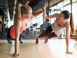 Занятия спортом помогают поумнеть