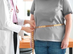 Ожирение способно повреждать кровеносные сосуды