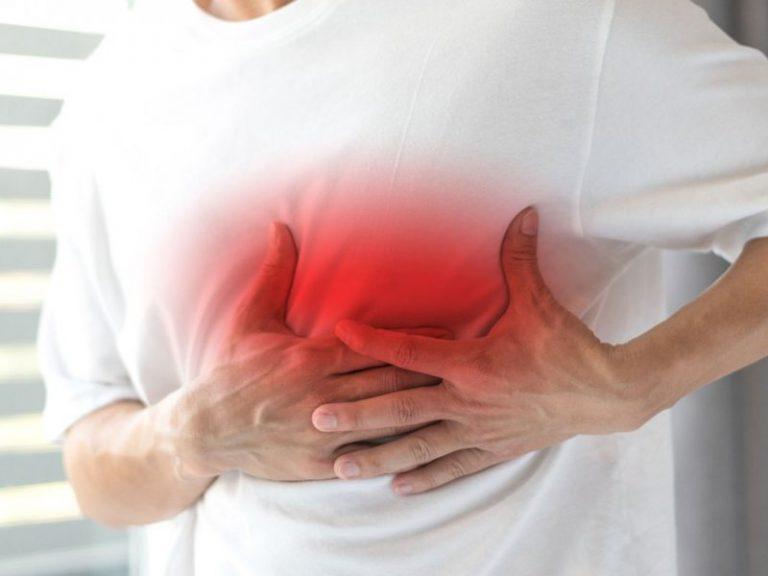 Инфаркт мимикрирует под другие недомогания