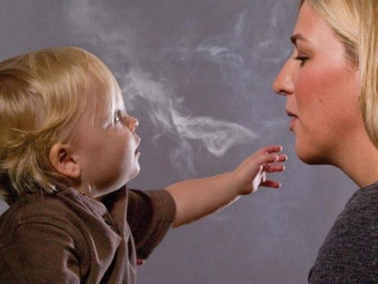 Пассивное курение в детстве может привести к сердечным проблемам во взрослом возрасте
