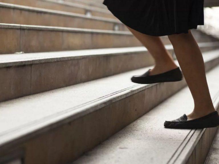 Ходьба по лестнице способна понижать уровень «плохого» холестерина