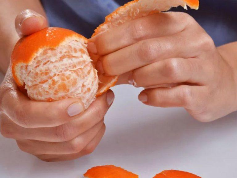 Защита от инфаркта, ожирения, меланомы: исследованы свойства апельсиновой корки