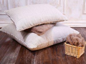Чем хороши подушки с растительными наполнителями?