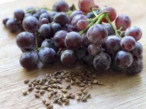 7 полезных для здоровья свойств виноградных косточек