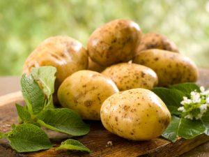 Как картофель может помочь гипертоникам