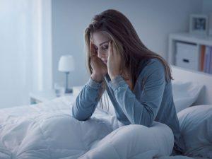 Нарушения сна могут провоцировать мигрени