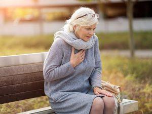 Женские кровеносные сосуды стареют быстрее мужских