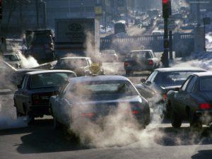 6 часов грязного воздуха могут вызвать инфаркт