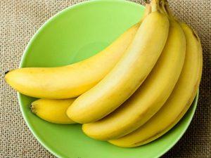 Два банана в день могут помочь снизить повышенное давление