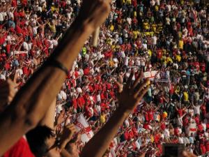 Футбольные фанаты находятся в смертельной опасности, говорят кардиологи