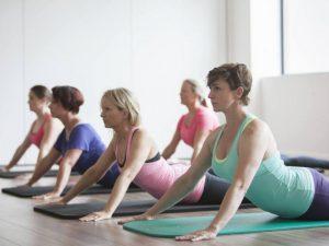 Пилатес налаживает давление у молодых женщин с ожирением