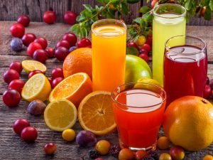 Напитки, понижающие давление