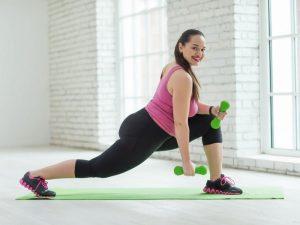Не нужно много упражнений, чтобы снизить риск болезней сердца для людей с избыточным весом