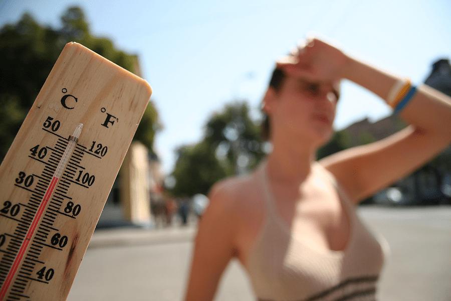 Как уберечься от жары при проблемах с сердцем